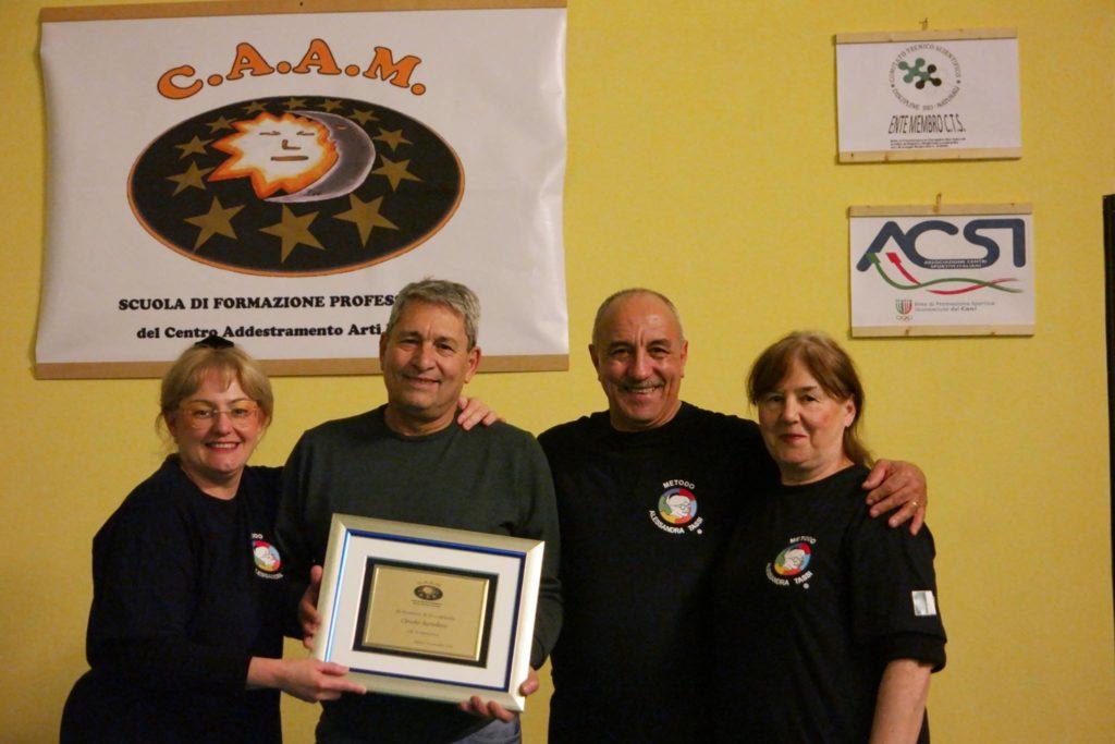 Consiglio Direttivo CAAM Milano
