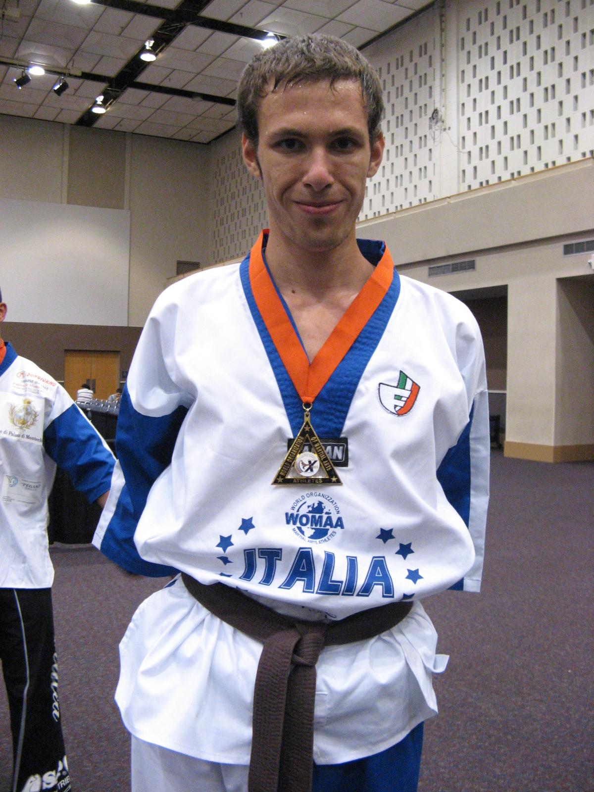 Di Donato Davide campione mondiale 2009