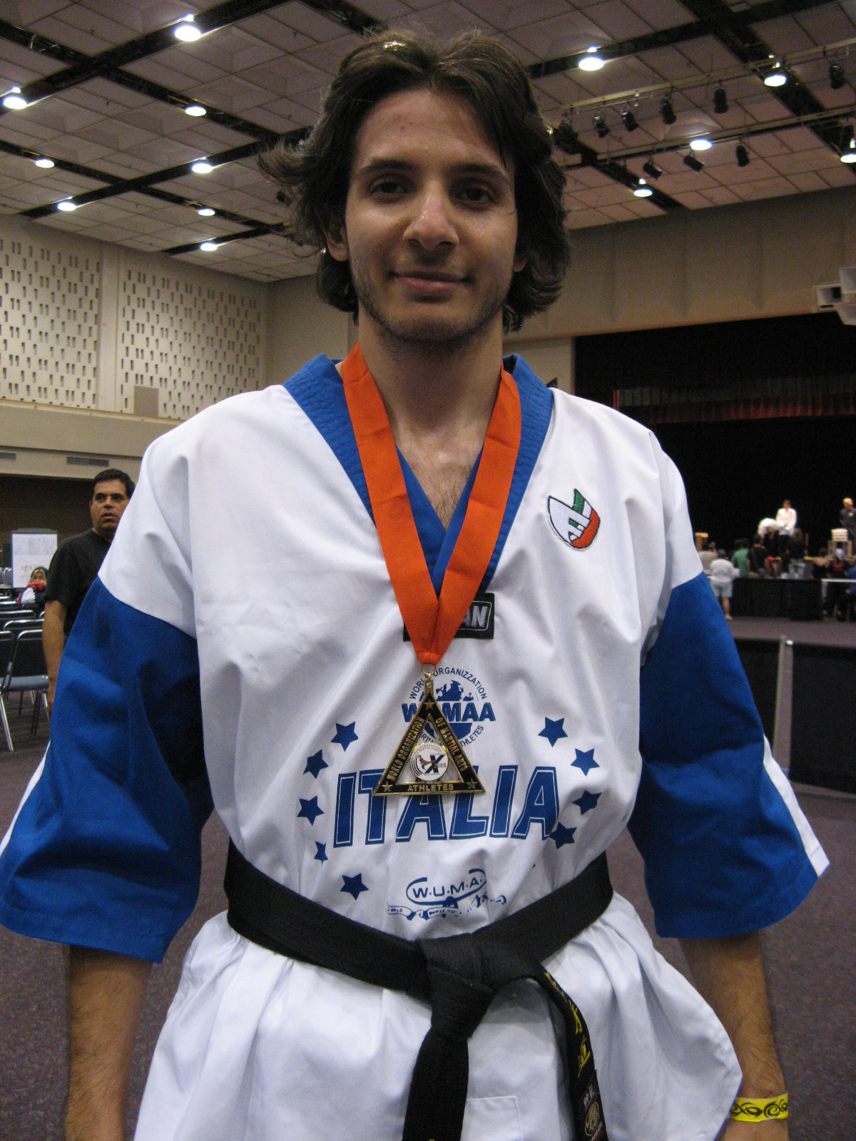Fruner Hermann campino mondiale 2009