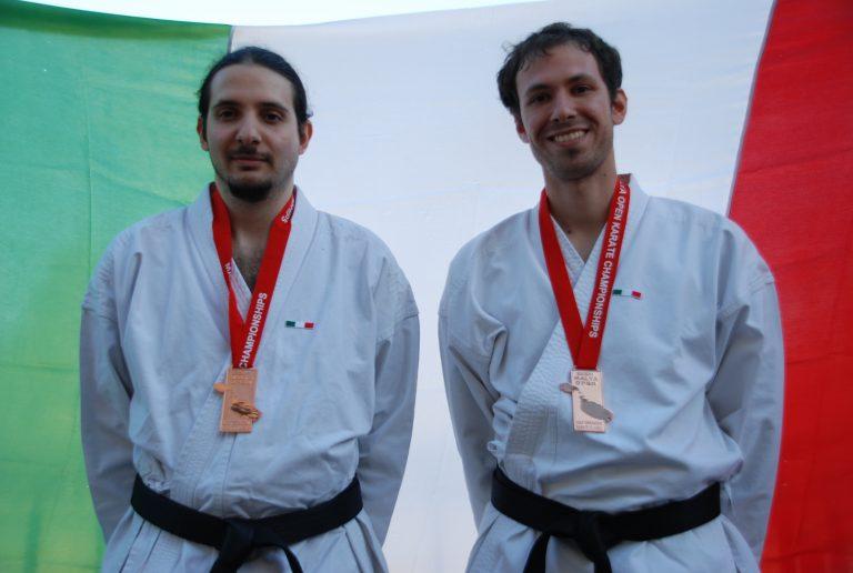 karate CAAM campioni