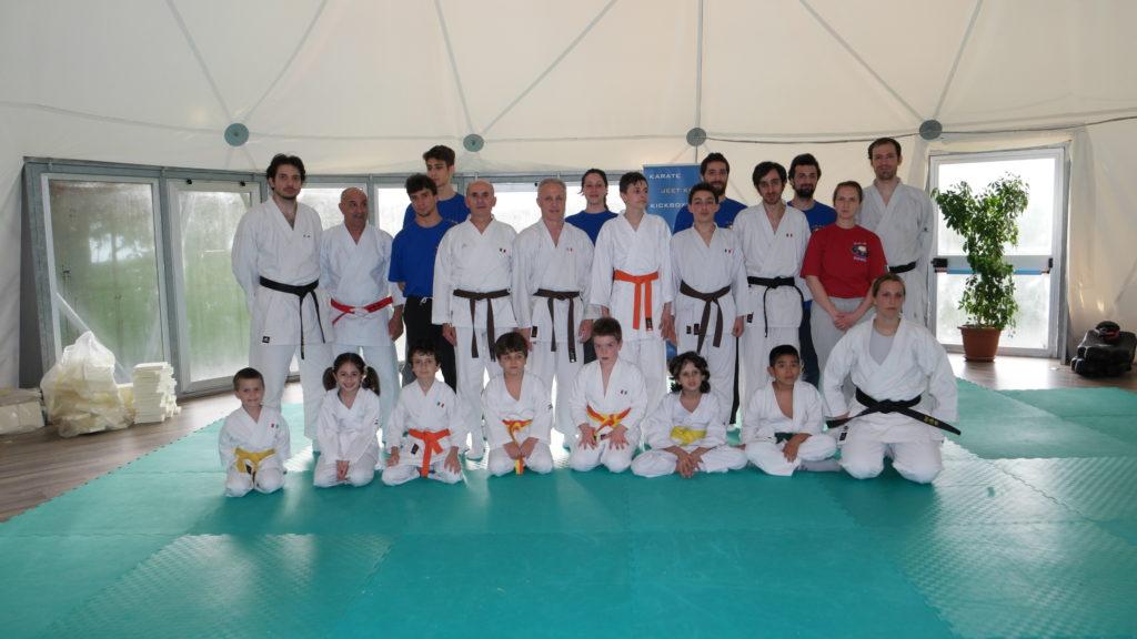 ritiro estivo difesa personale e karate