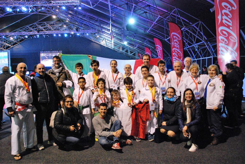vittorie al malta karate open caam squadra karate milano