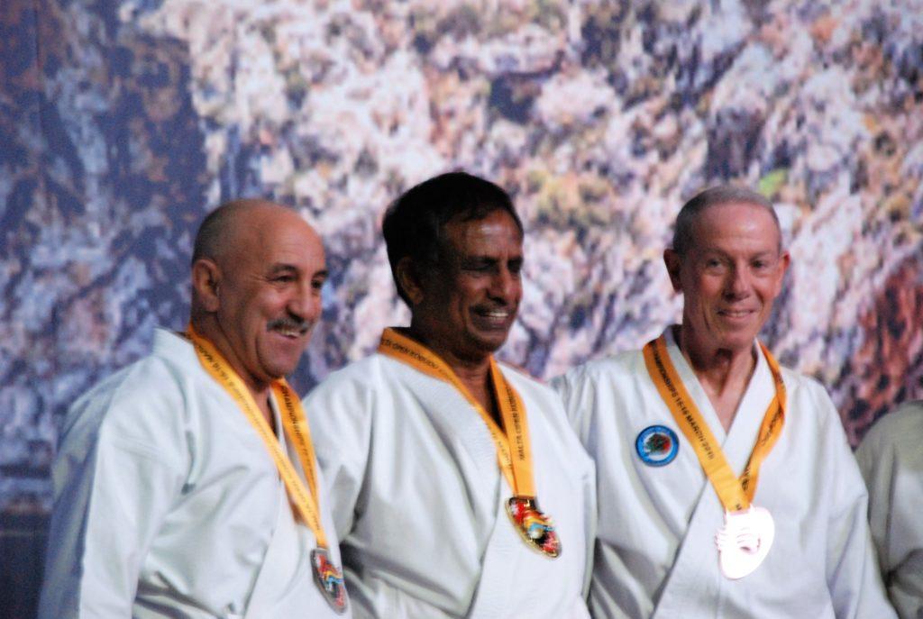 Campione internazionale Karate Terzulli Carmine