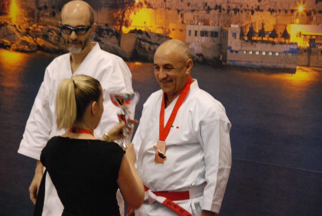 vittoria internazionale Terzulli Carmine Karate kata