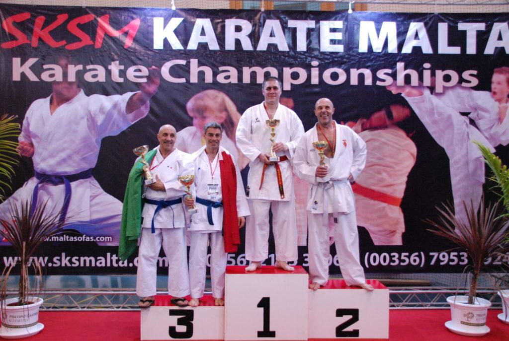 Kumite Terzulli Carmine campione internazionale