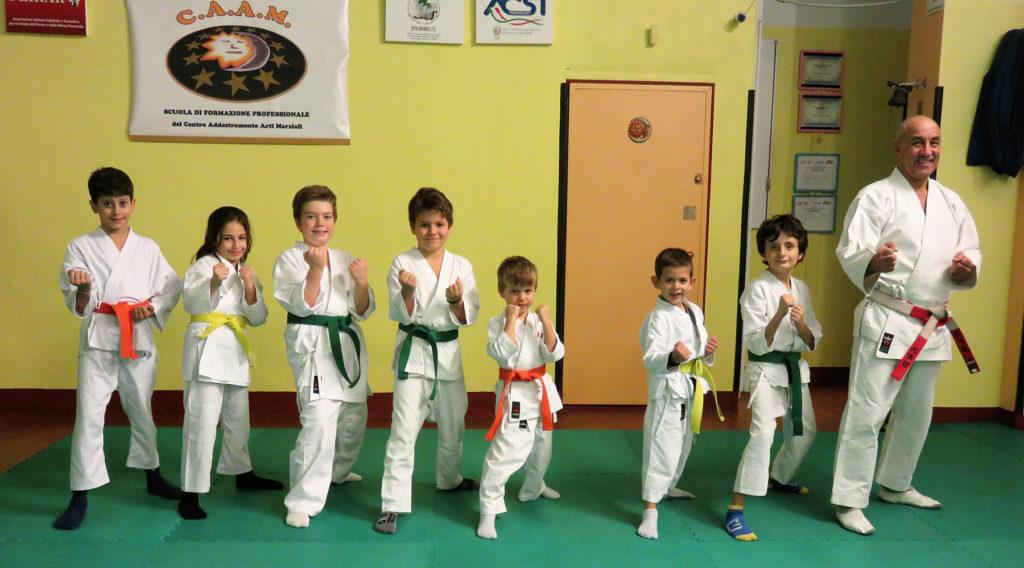 karate bambini milano corsi