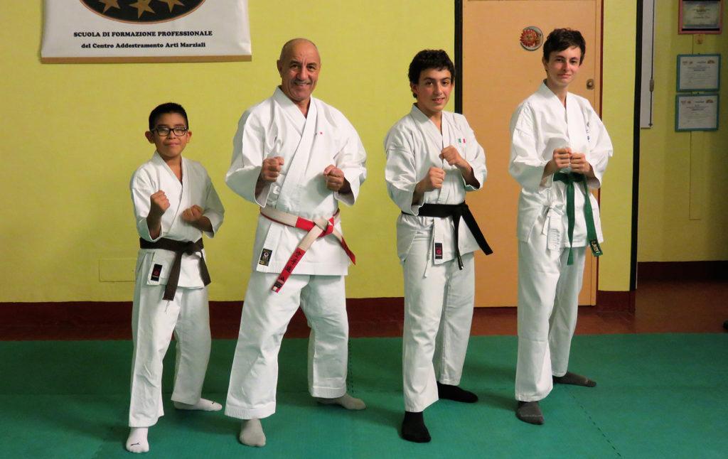 karate ragazzimilano corsi