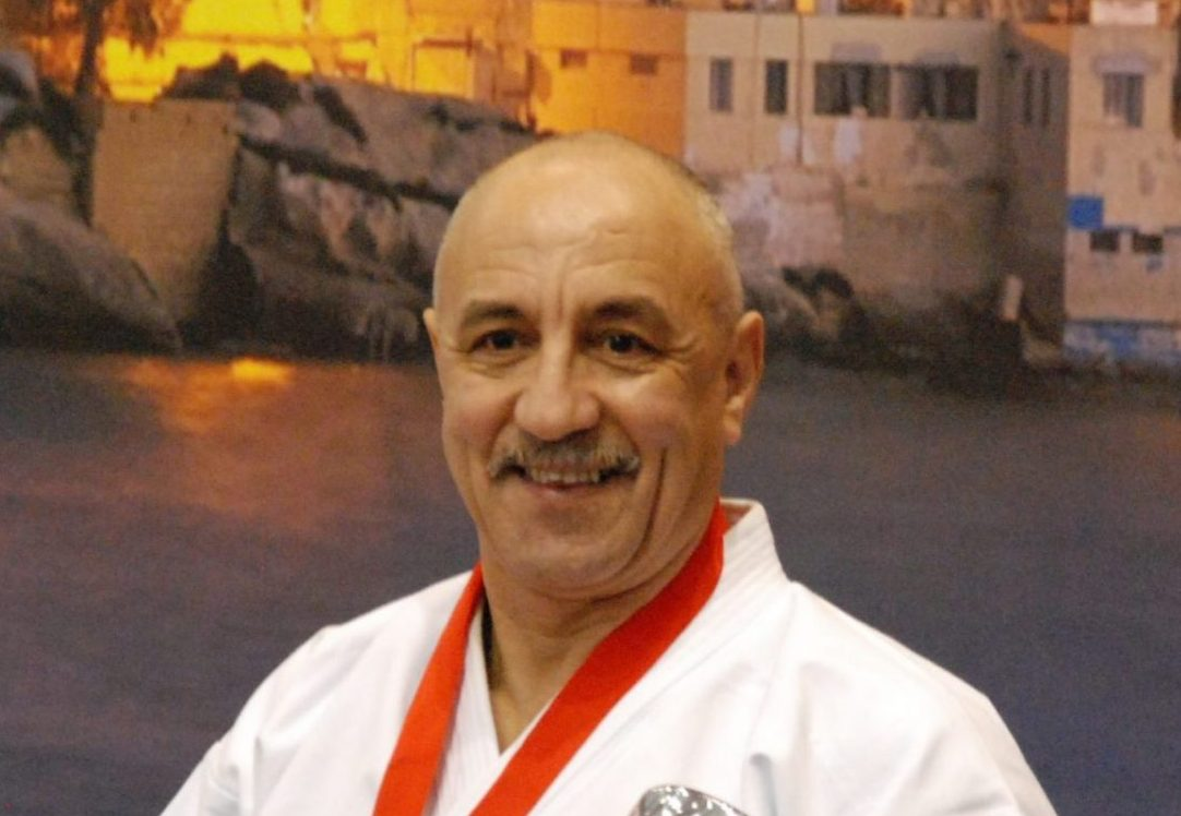 Maestro Terzulli Carmine Karate Milano